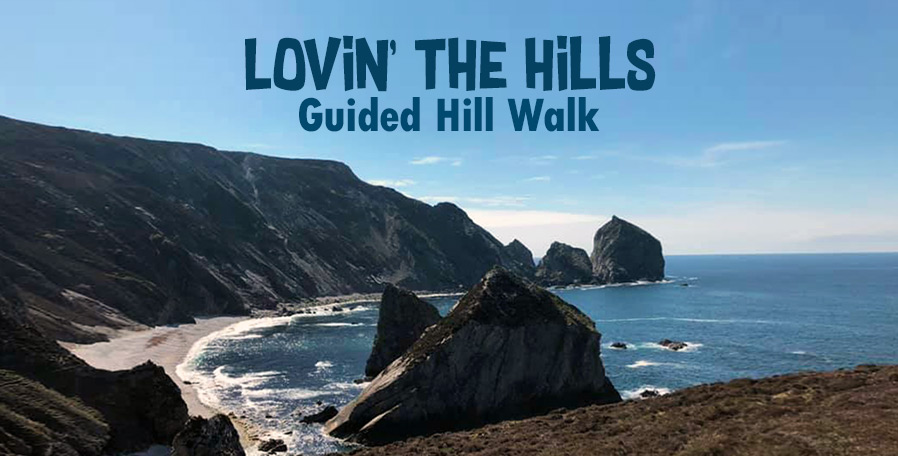 Lovin' the Hills - Guided Hill Walk - Ardara