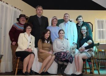 Married Bliss play in Ardara