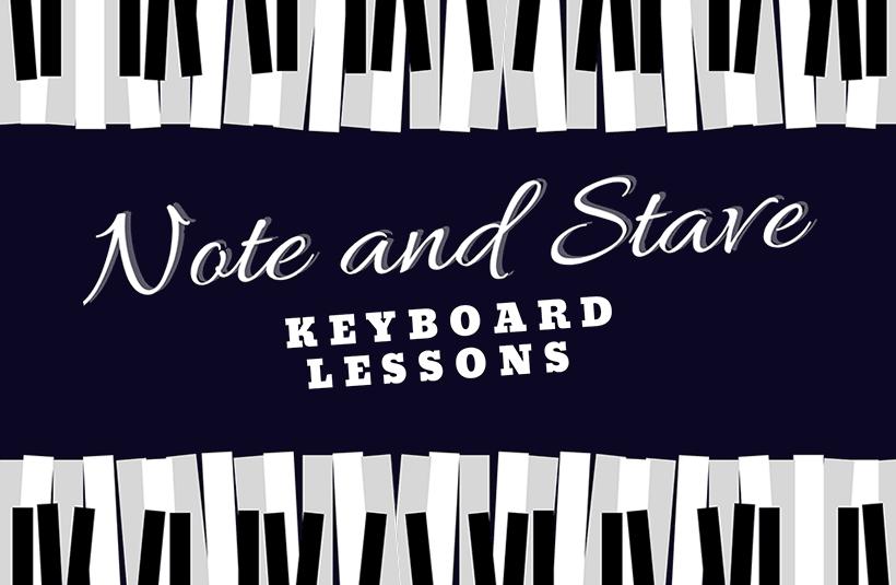 Keyboard Lessons Registration