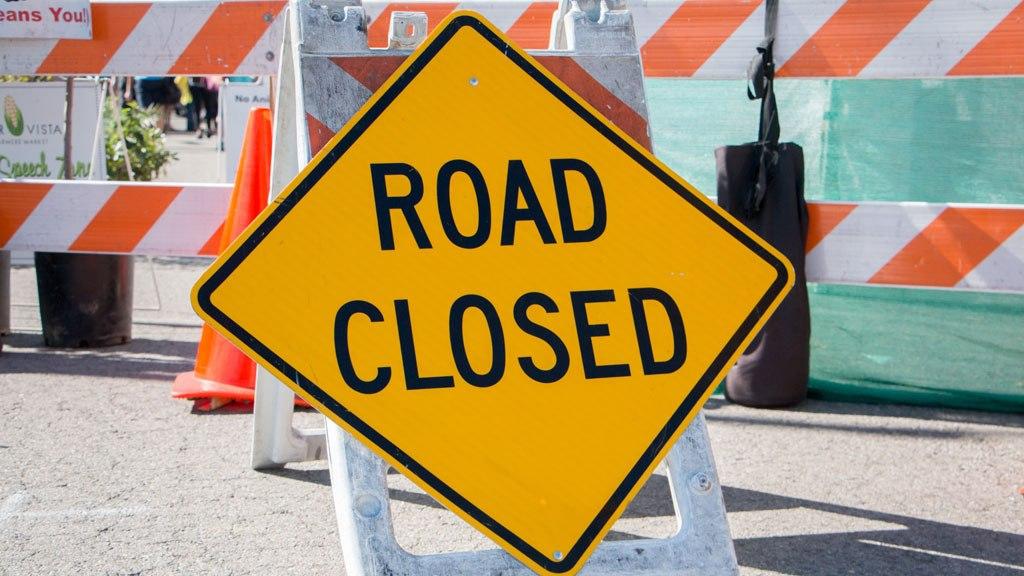 Ardara-Maas Road Closure