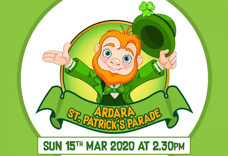 St. Patrick's Parade: Cancelled