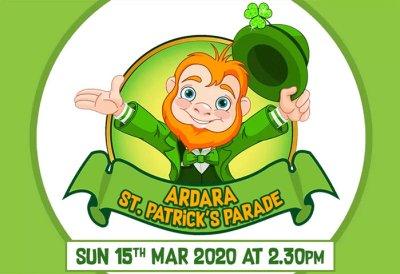 Ardara Patrick's Parade 2020