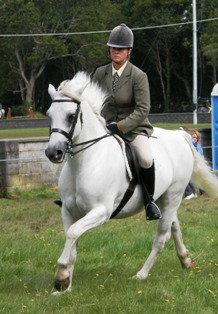Western Congress and Lizzy Naughton Reserve Ridden Champions over 16