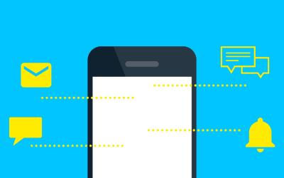 Una comparación entre los 4 canales de comunicación en Apps