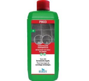 berdy p803 cementsluier verwijderaar