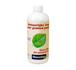 blanchon natuurlijke zeep voor geolied parket parketzeep savon naturel