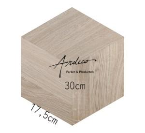 hexagon, 3D, cube, eik, premier, natuur, patroon, 6kant, zeshoek
