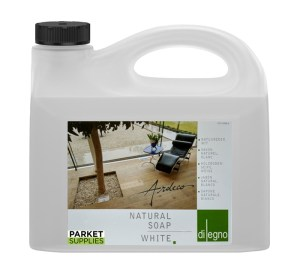 di legno witte zeep onderhoud savon blanc dilegno