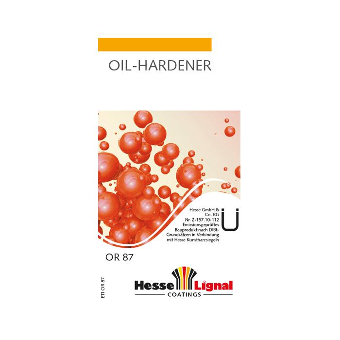verharder olie hesse-lignal or-87