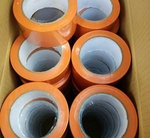 oranje tape pvc orange tape