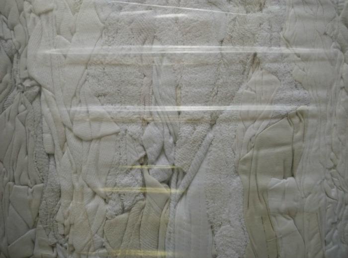 tricot stoffen vodden 10 kg witte vodden