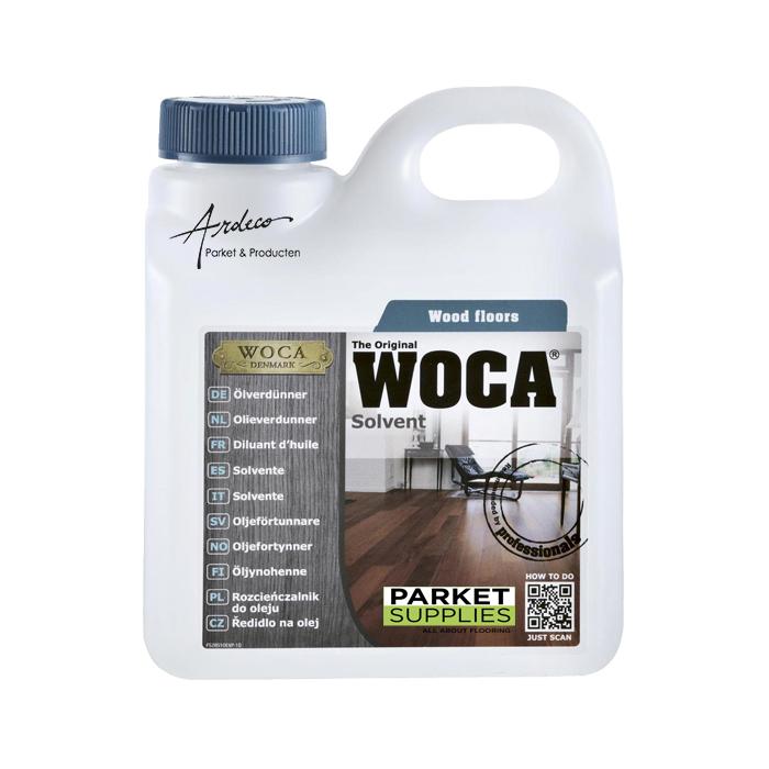 olie verdunner verdunning woca solvent