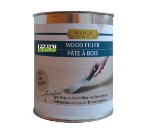 woca wood filler voegen pasta woodfiller