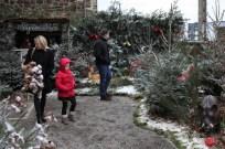 Les visiteurs ont apprécié la richesse et la qualité du décor.