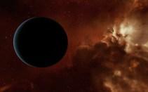 Planet and Nebula