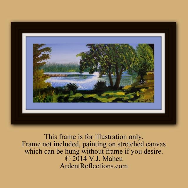 Tugman Park Painting