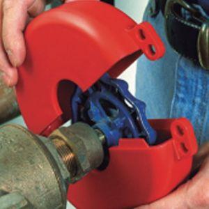 Blook bloqueador para válvulas volante – Cod. VAL-2030