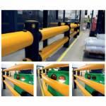 Barrera de protección para tráfico ligero Ecoway