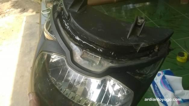 Ini dia headlamp yang buocyoorrr...
