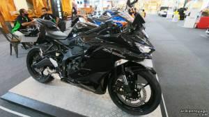 ninja zx5r hitam 2