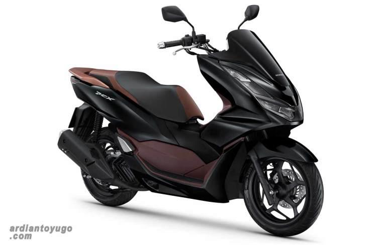 honda pcx 160 thailand 2021 1