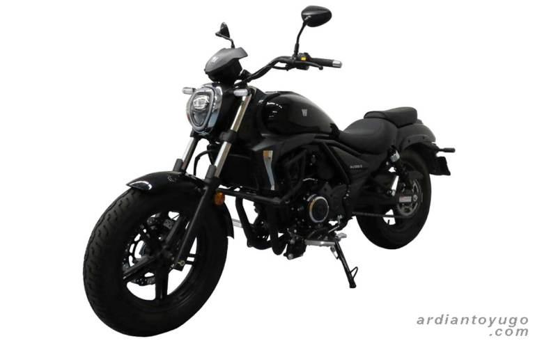 Suzuki Haojue TR300 2022...