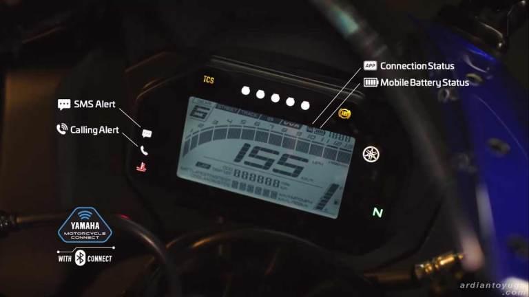 Speedometer Yamaha R15 2022...