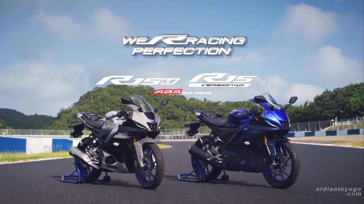 Yamaha R15 2022 & Yamaha R15M 2022...