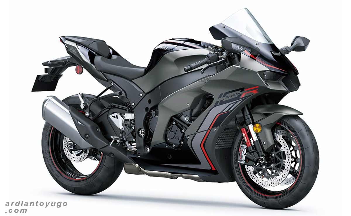 Kawasaki ZX10R 2022