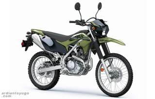 Kawasaki KLX 230 S 2022