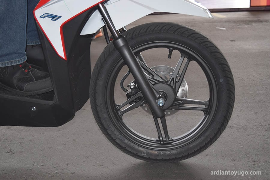 New Honda Beat 2016 (1)