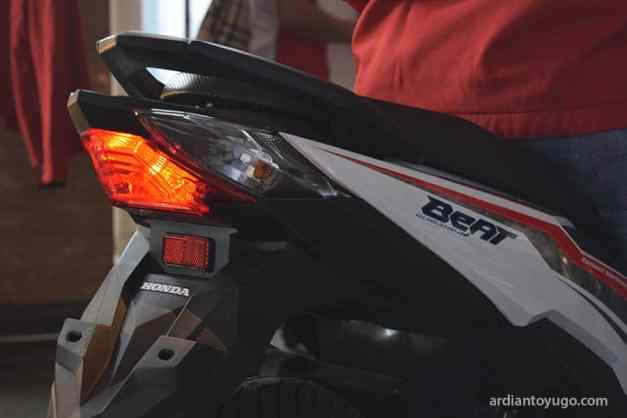 New Honda Beat 2016 (2)