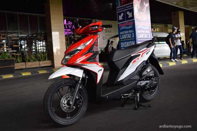 New Honda Beat 2016