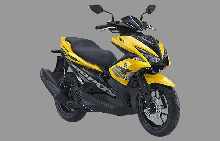 Harga Yamaha Aerox 155 Versi Standar 21 85 Juta Ardiantoyugo