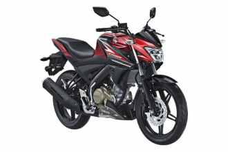 Yamaha Vixion 2018 red black...