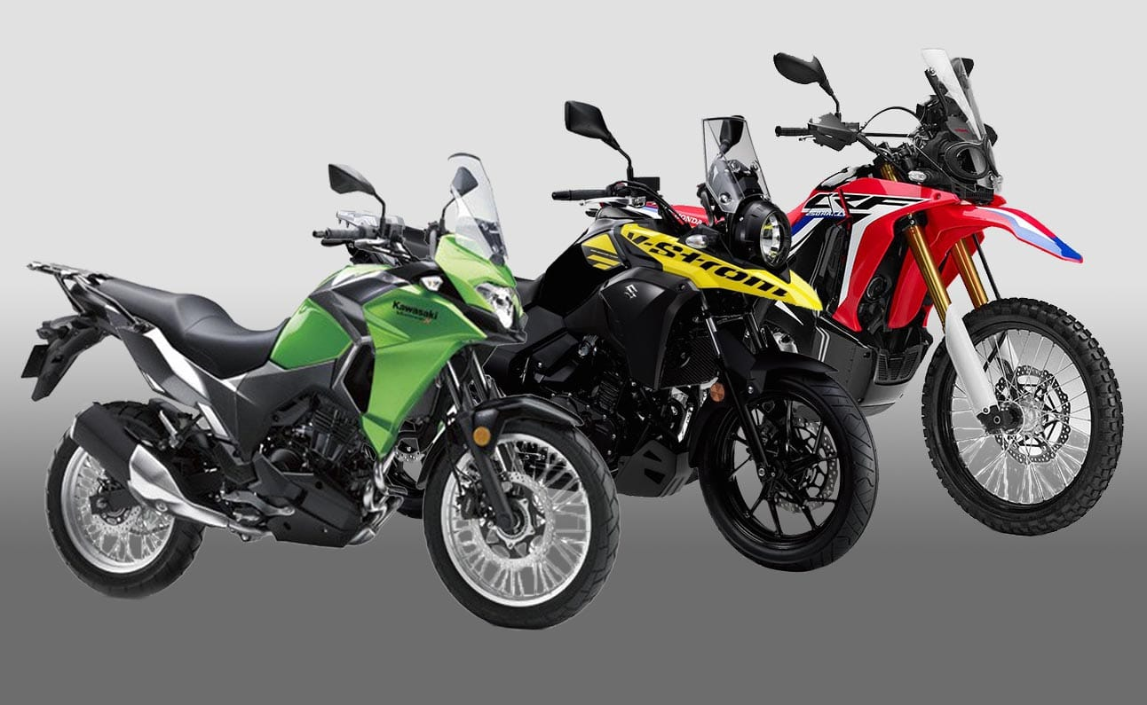 adventure bike 250