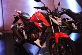 Honda CB150R 2018 Honda Racing Red...