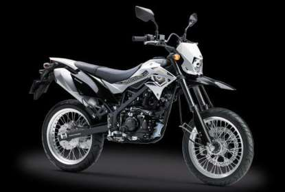 Kawasaki D Tracker 150 basic...
