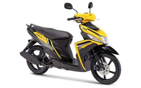 Yamaha Mio M3 Aggresive Yellow...