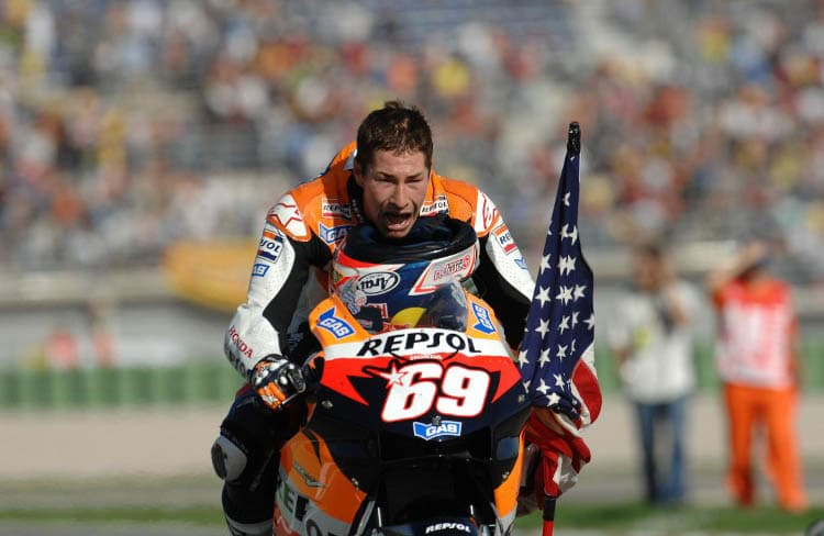 nicky hayden world champion