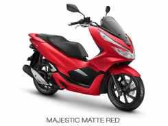 Honda PCX 150 2018 Majestic Matte Red...