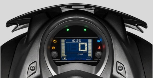 speedometer yamaha nmax 2018