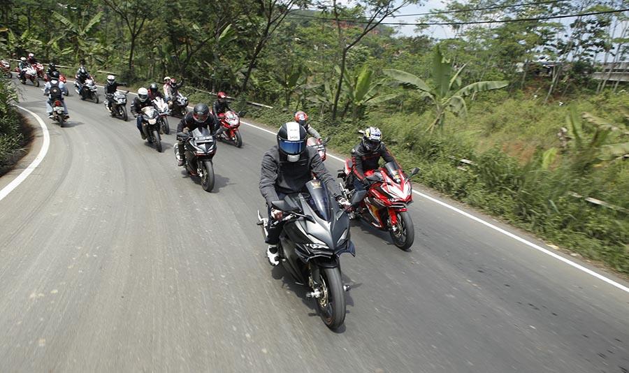 track day honda cbr