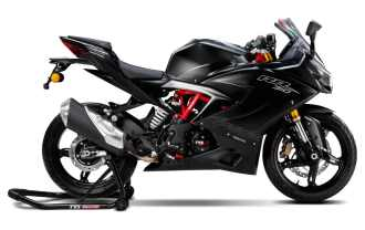 TVS Apache RR 310 Racing Black...