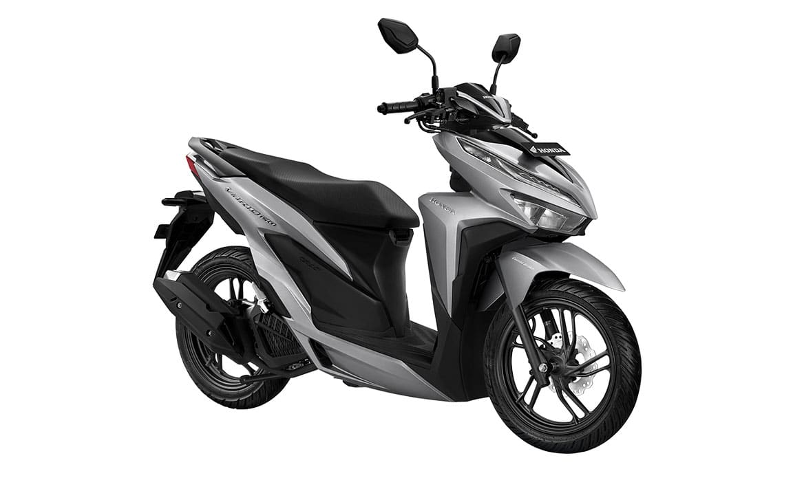 Pilihan Warna Honda Vario 150 2018, Spesifikasi & Harga...