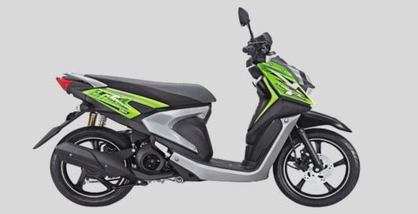 yamaha x ride 125 2017