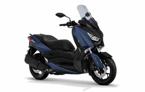 Yamaha XMax Matte Blue...