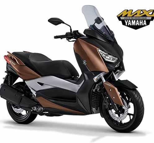 Yamaha XMax 250 2018 Ultimate Bronze...