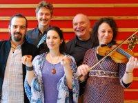 Ταξίμι: Η ελληνική μουσική στην Σκανδιναβία