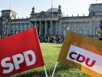Ο Μεγάλος Συνασπισμός και η μετανάστευση στην Γερμανία